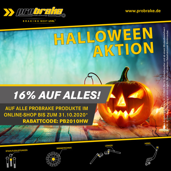probrake Halloween 20920 Aktion